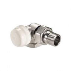 Robinet thermostatisable corps COAXIAL Gauche Femelle 1/2'' (15/21) - Volant manuel - Somatherm