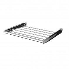Tablette chromée 470mm pour radiateur sèche-serviettes