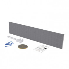 Tablier de douche à carreler 30mm - 900x300mm - Lazer 330402