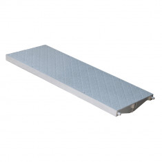 Tampon PVC anti-choc pour caniveaux Série 200 - Léger ou renforcé