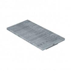 Tampon renforcé 59,00KN - PA66 FV - Gris - 300x500mm