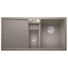 Évier de cuisine Collectis 6S - Tartufo - sous-meuble 60 cm - L 1000 x l 500 x P 190 mm + Bac de tri - Blanco