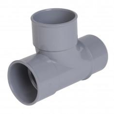 Raccord pression PVC Nicoll - Union 3 pièces à coller NF