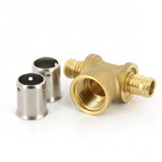 Pontet fixation câbles 10-14mm - 150 pièces