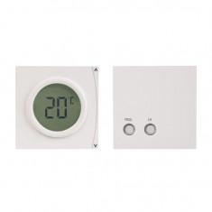 Thermostat d'ambiance electronique + récepteur RET2000B-RF - à piles - Danfoss 087N6444