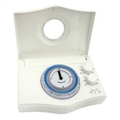 Thermostat d'ambiance filaire - horloge journalière CHRONOBAT