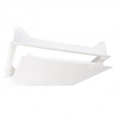 Trappe de plafond blanche non isolée 580x580mm