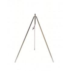 Trépied métal télescopique pliant longueur 100 à 145 cm