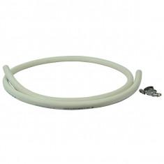 Goulotte INOX de protection 1ml - Largeur 60mm pour tube Ø22