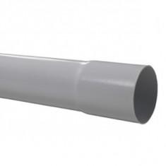 Tube de descente Ø50 gouttière PVC 16