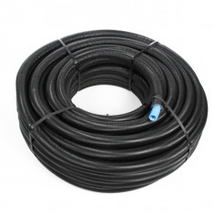 25m tube PER prégainé isolé bleu Ø16 - TRA