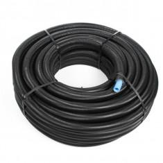 1m tube PER prégainé isolé bleu Ø16 - TRA