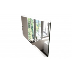 Miroir de salle de bain UP&DOWN avec LED - Salgar
