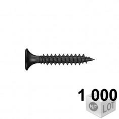 Boîte de 1000 Vis pour Plaques de Plâtre 3,5X45