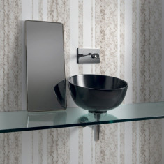 Bâti-support Duofix GEBERIT lavabo - Siphon encastré pour robinetterie sur gorge