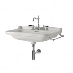 Vasque céramique Waldorf 100 cm perçage 3 trous - Ondyna WD10155