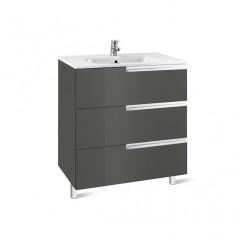 Meuble Unik VICTORIA-N Family 700 3 tiroirs et lavabo