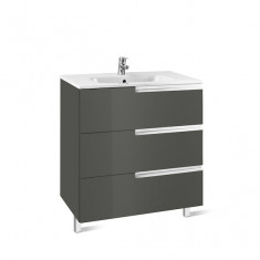 Meuble Unik VICTORIA-N Family 900 3 tiroirs et lavabo