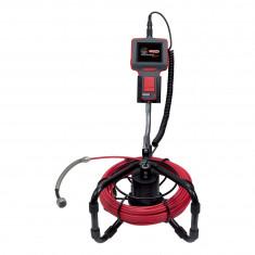 Vidéoscope avec dévidoir et sonde 20 m, 6 pièces KS tools 550.7221