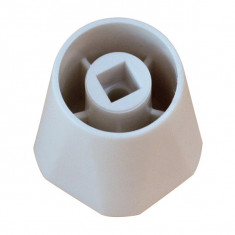 KIT raccordement arrière radiateur avec robinet manuel