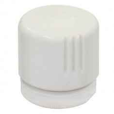 Volant seul pour robinet thermostatisable Blanc