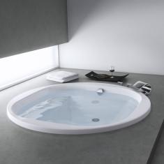 Combi Raindance Select E 120 0,65m/Ecostat Select Chromé Hansgrohe