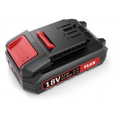 Batterie 18V (2.5 Ah+) pour machine Flex 18V