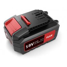 Batterie 18V (5 Ah+) pour machine Flex 18V