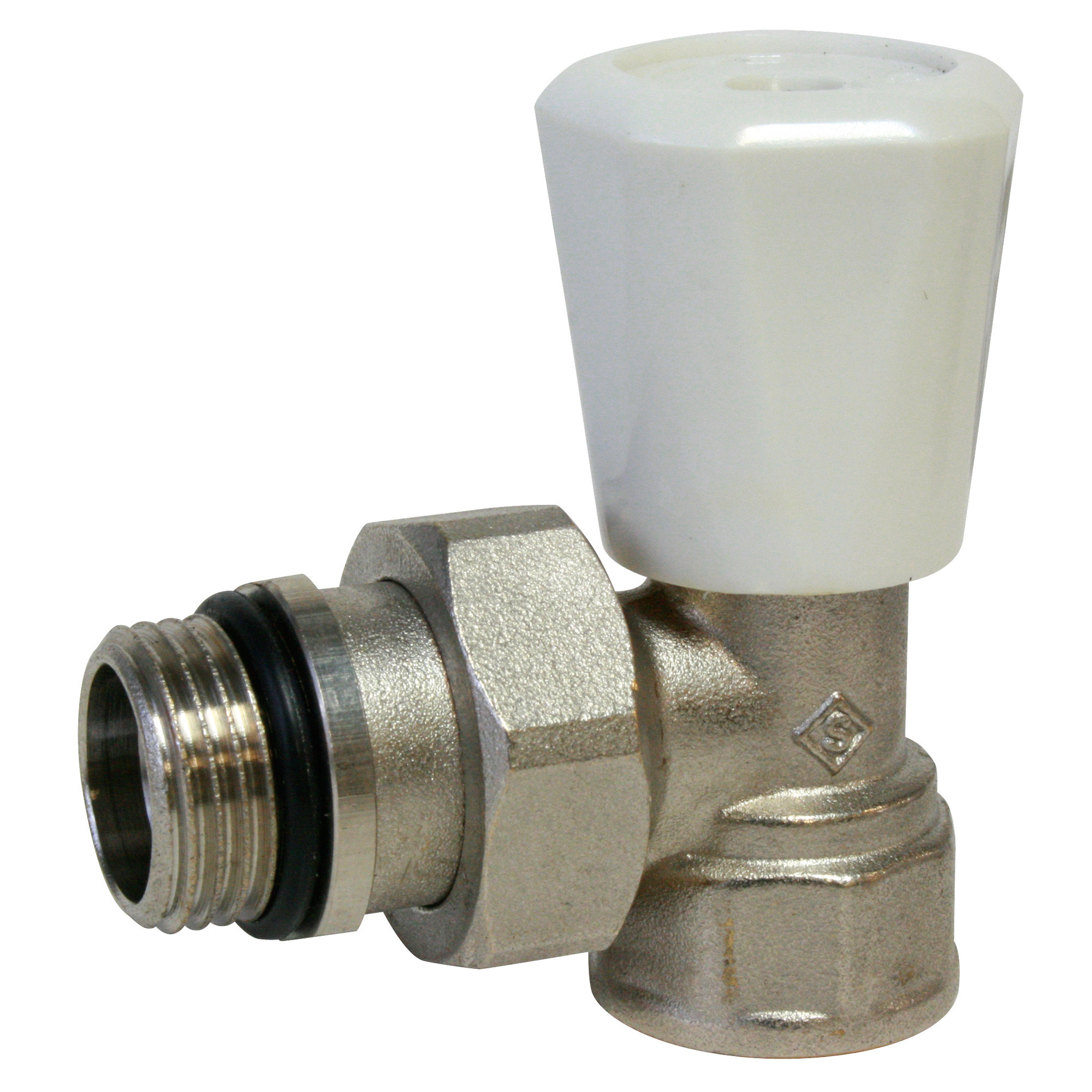Robinet simple r glage corps equerre anjou connectique - Reglage robinet thermostatique ...