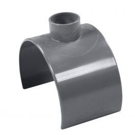 Selle PVC Femelle Femelle Ø125/32
