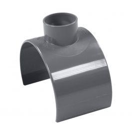 Selle PVC Femelle Femelle Ø125/40