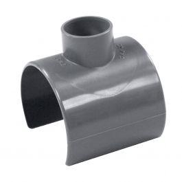 Selle PVC Femelle Femelle Ø80/32