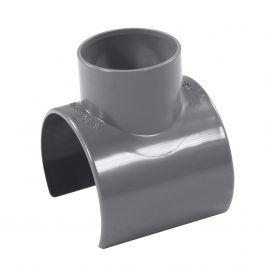 Selle PVC Femelle Femelle Ø80/50