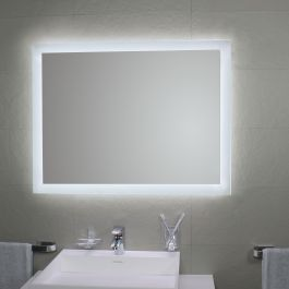 Miroir avec rétro-éclairage à LED Mate 4 100 x 80H- Koh-I-Noor L46026