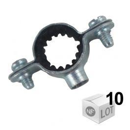 Collier Simple Isophonique 7x150 Ø40 - 10 pièces
