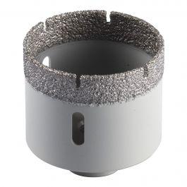 Scie cloche diamant M14 DK 600 F Ø112mm - perçage à sec - Klingspor 330684