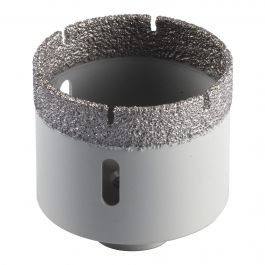 Scie cloche diamant M14 DK 600 F Ø30mm - perçage à sec - Klingspor 330678