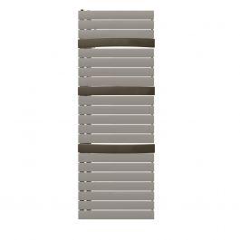 Sèche-serviette eau chaude Arborescence Smart light/brown 796W - collecteur à droite
