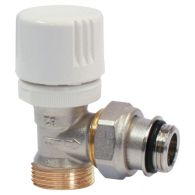 Robinet thermostatisable corps EQUERRE Mâle 3/4