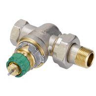Coude pour corps droit RA-DV 15 dynamic valve 1/2