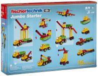 Jeu de construction Junior fischertechnik Jumbo Starter (+5 ans)