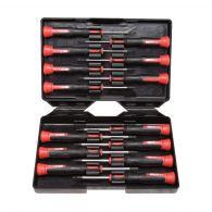 Coffret de 14 tournevis électroniques Fente, PHILLIPS et TORX KS Tools 500.7170