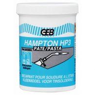Décapant HAMPTON pour Soudure Etain/Cuivre - Pot 150gr