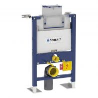 GEBERIT Bâti-support WC Duofix Omega 12 cm Autoportant 111.009.00.1