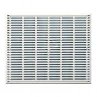 Grille de ventilation PVC 220x180mm - extra plate 5mm