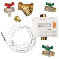 Kit compteur d'énergie MID 50 Calibre 15 - Mâle 3/4
