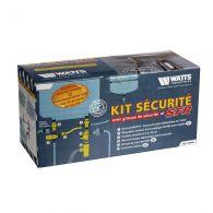 Kit de sécurité chauffe-eau NF Ø3/4