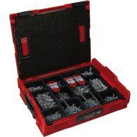 L-BOXX Fischer chevilles tous matériaux - 1053 pièces