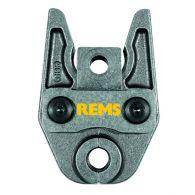 Pince à sertir (Mâchoire) profil H Ø26 pour sertisseuse REMS (Sauf Mini-Press)