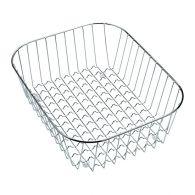 Panier à vaisselle évier fil inox FRANKE 293x375x134